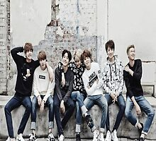Bangtan Boys by KPOPday