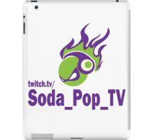 New Soda_Pop_TV twitch shirts! iPad Case/Skin