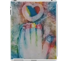 Reach for the Rainbow iPad Case/Skin
