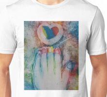 Reach for the Rainbow Unisex T-Shirt