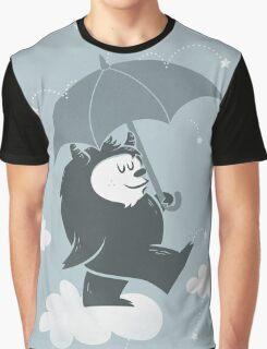 Star Shower Graphic T-Shirt