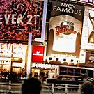 Times Square panoramic by Robin Black