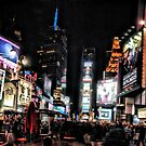 Times Square 2 by Robin Lee