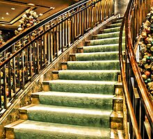 Tiffany's Staircase by Robin Lee
