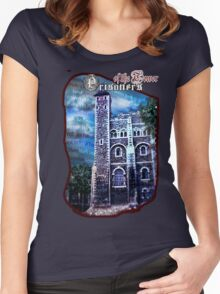 Prisoners of the Tower Women's Fitted Scoop T-Shirt
