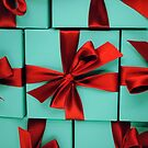Tiffany's Boxes 3 by Robin Black