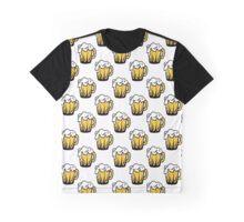 Pint Pattern Graphic T-Shirt