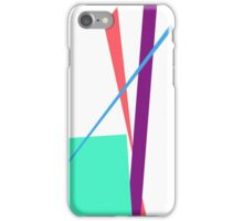 Geometric Retro iPhone Case/Skin