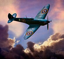 The Supermarine Spitfire, Hero of the Battle of Britain by Chris Lord