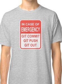 Git Out Classic T-Shirt