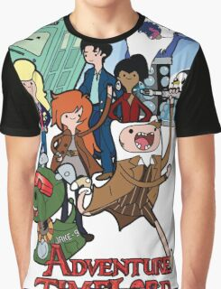 Adventure Time-Lord Number Ten Graphic T-Shirt
