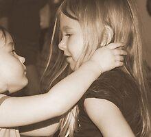 Cousin love! by Sandy Dunn