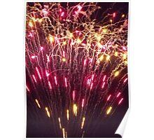"""Fireworks"" Poster"