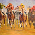 Country races by Jo frederiks
