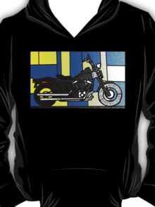 harley glass 2 T-Shirt