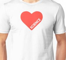 Love Science Unisex T-Shirt