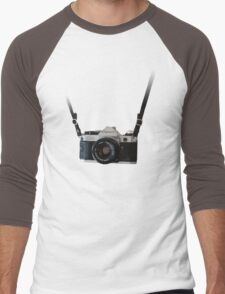 Amazing Hanging Canon Camera - AE1 Program! Men's Baseball ¾ T-Shirt