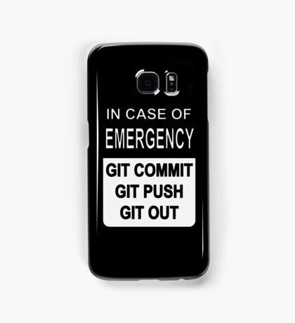 Git Out Custom Samsung Galaxy Case/Skin