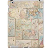 Suburban Sydney maps  iPad Case/Skin