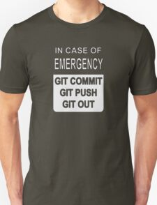 Git Out Custom Unisex T-Shirt