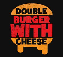Double Burger w/ Cheese Hoodie