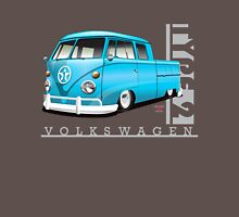 Double Cab in Blue Unisex T-Shirt