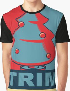 Trim the Tree Graphic T-Shirt