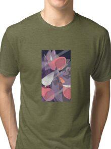 Pokemon Gastly Trio Tri-blend T-Shirt
