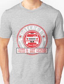 Ratchet's Auto & Bot Repair Unisex T-Shirt