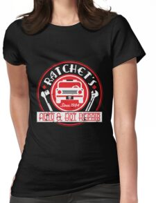 Ratchet's Auto & Bot Repair Womens Fitted T-Shirt