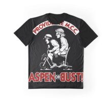 Aspen or Bust! Graphic T-Shirt