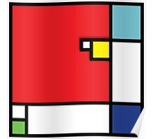 Squares_1 Poster