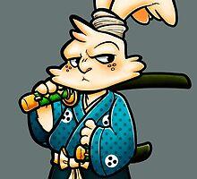 Usagi Yojimbo by noodlesdoodle