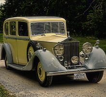 Vintage Royce by sundawg7