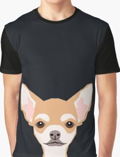 Misha - Chihuahua art print phone case gift ideas for dog owners Graphic T-Shirt