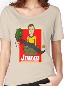 JIMKATA Women's Relaxed Fit T-Shirt
