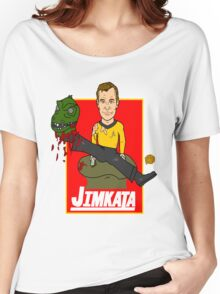 JIMKATA Women's Relaxed Fit T-Shirt