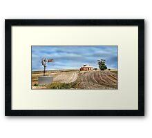 Country South Australia Framed Print