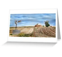 Country South Australia Greeting Card