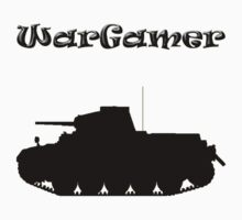 Wargamer - Pz MkII One Piece - Short Sleeve
