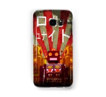 Robots Unite Samsung Galaxy Case/Skin