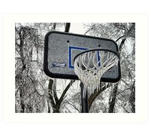 B-Ball Anyone? Art Print