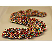 S.......is for Sprinkles!! Photographic Print