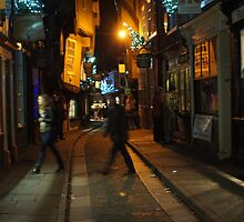The Shambles York by TREVOR34