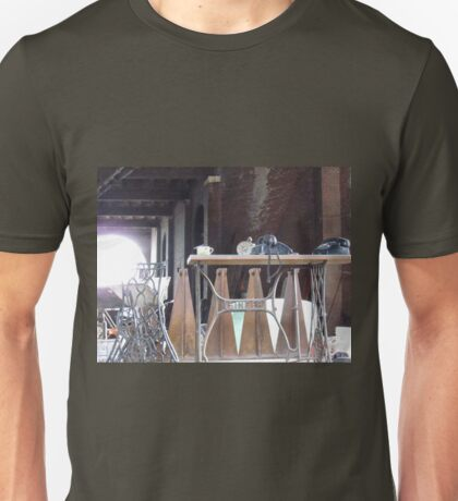 The past is calling Unisex T-Shirt