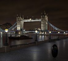 Tower Bridge London 3 by Neil  Pickin