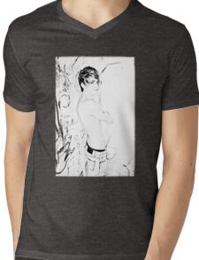 Boys of Brisbane - Alex Mens V-Neck T-Shirt