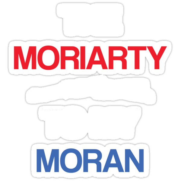 The Moriarty To My Moran by KitsuneDesigns