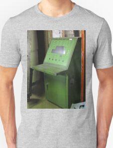 Like a 60s TARDIS console Unisex T-Shirt