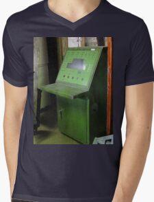 Like a 60s TARDIS console Mens V-Neck T-Shirt